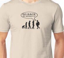 SURVIVAL OF THE FATTEST Unisex T-Shirt
