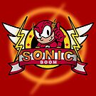 Sonic Boom by beware1984