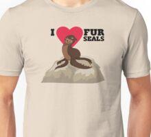 Love Fur Seals Unisex T-Shirt