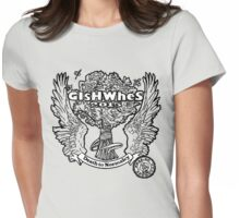 "GiShWhes ""Death to Normalcy"" Kale Shirt--WHITE (Support Random Acts Charity!) Womens Fitted T-Shirt"