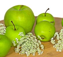 Little Green Apples by Maria Dryfhout