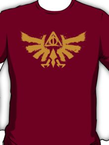 Hyrule Potter & The Deathly Triforce T-Shirt