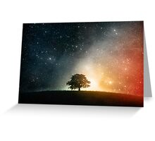 Cosmosition Greeting Card