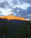 Wilson Peak, Colorado by Tamas Bakos