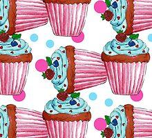 sweet cake by RonAleksandra