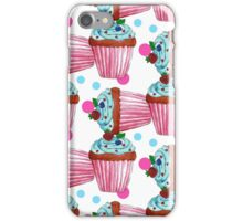sweet cake iPhone Case/Skin