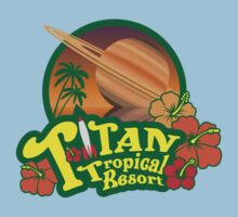 Titan Tropical Resort by FlamingDerps