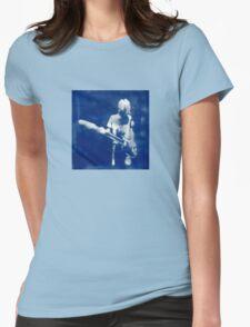 guitar boy Womens Fitted T-Shirt
