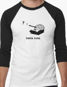 THINK TANK Men's Baseball ¾ T-Shirt
