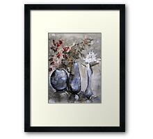 It's Nothing Personal Framed Print