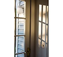 Door To The Porch Photographic Print