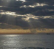 Sunrise, Currimundi by Richard  Stanley