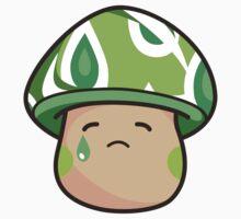 Weepy Mushroom Kids Clothes