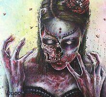 Dead Girl by Jose Gomez
