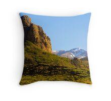 Goemmer's Butte, Spring Throw Pillow