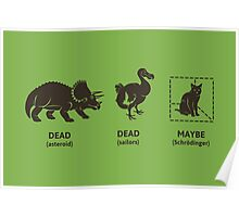 Dead Dead Maybe Poster