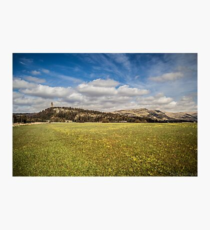 Stirling. Photographic Print