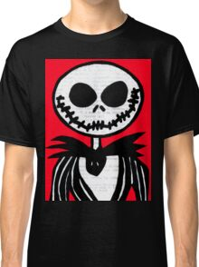 Jack on Red  Classic T-Shirt