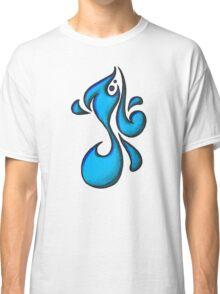 Michael / مايكل (light blue) Classic T-Shirt