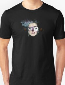 telly daze .... an interpretation by Nat Tee Unisex T-Shirt