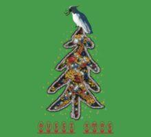 Aussi  X-mas cockatoo (shirt) Get ready for Christmas! by mandyemblow