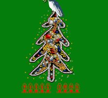 Aussi  X-mas cockatoo (green text) Stock up , get ready for Christmas ! by mandyemblow