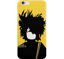 Edward Scissorhands Minimalist iPhone Case/Skin