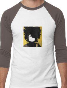 Edward Scissorhands Minimalist Men's Baseball ¾ T-Shirt