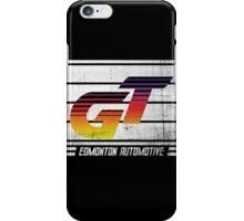 Edmonton Auto - 80's Sunrise iPhone Case/Skin