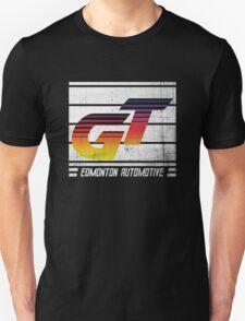 Edmonton Auto - 80's Sunrise T-Shirt