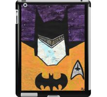 Batman as Geordi La Forge iPad Case/Skin