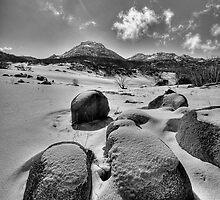 Winter, Mount Buffalo Plateau by Kevin McGennan