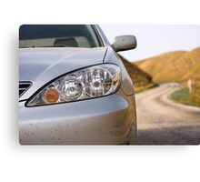 Toyota camry Canvas Print