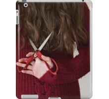 Hair Cut iPad Case/Skin