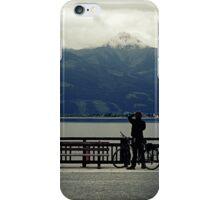 Mountain alps iPhone Case/Skin