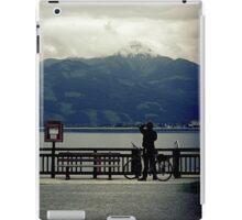 Mountain alps iPad Case/Skin