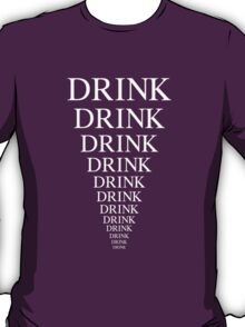 DRINK & REPEAT T-Shirt