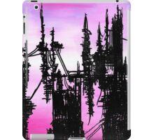 Post Apocalyptic Skyline iPad Case/Skin