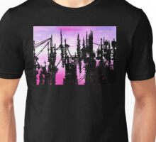 Post Apocalyptic Skyline Unisex T-Shirt
