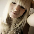 self portrait with fur by tcrphotography