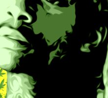 Wiz Khalifa Kush Sticker