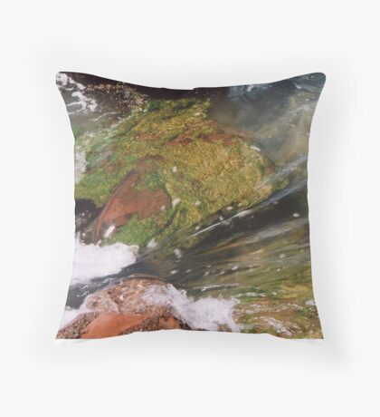 Water      colour Throw Pillow