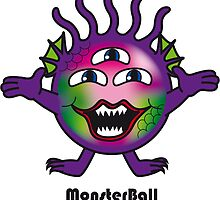 Monster Ball by brendonm
