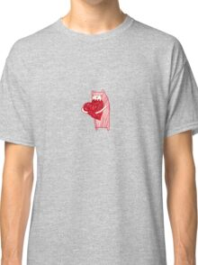 Chewy love heart  Classic T-Shirt