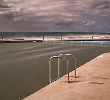 Three Swimmers by angusimages