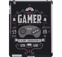 Mega gamer iPad Case/Skin