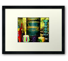 Collecting The 50's... Framed Print