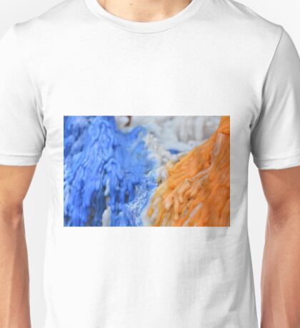 Melting Rivers Unisex T-Shirt