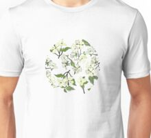April blooms(Dogwoods) Unisex T-Shirt