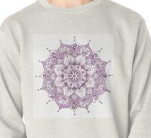 Purple Mandala of the Color Wheel Series Pullover